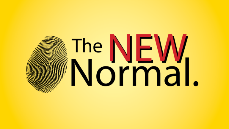 IS THE NEW NORMAL OVER?