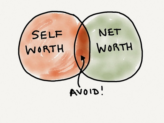 Net Worth vs Self Worth – Guest Blog by John Trauth