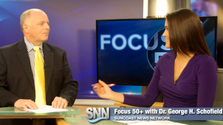 SNN TV Focus 50+with Dr. George Schofield